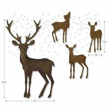 Sizzix Thinlits Stanzschablonen-set 5 Stk. -winterwunderland Von Tim Holtz Sta