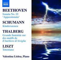 udwig Van Beethoven - Valentina Lisitsa: Piano Recital, Beethoven, [CD]