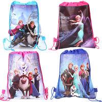 Sac à dos de Disney de l'environnement sac de cordon d'enfant sac à dos