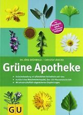Grüne Apotheke (Einzeltitel Gesundheit/Fitness/Alternati... | Buch | Zustand gut