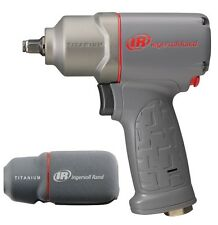 "Ingersoll Rand #2115TiMAX: 3/8"" Dr Impact Wrench w/ FREE Protective Boot."