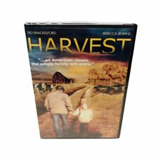 Harvest (Dvd, 2011) Ted Shackelford Rebecca Jenkins Bin A
