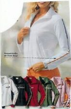 Markenlose Normalgröße Damen-Kapuzenpullover & -Sweats mit Reißverschluss