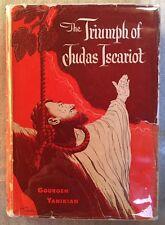 Triumph f Judas Iscariot Gourgen Yanikian Armenian ARMENIA Genocide 1915 History