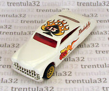 ACE OF SPADES #13 ROLLING DICE Rockabilly PURPLE PASSION White HOT WHEELS Loose