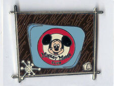 Disney Auctions - Mickey Mouse Club GWP pin Rare hard to find tv set