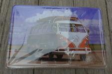 VW Camper Van Metal Sign Painted Poster Comics Book Superhero Wall Decor  Art *
