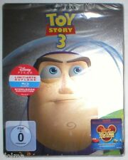 TOY STORY 3 -- Disney Pixar STEELBOOK Collection BRAND NEW Blu-Ray GERMAN IMPORT