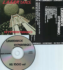 LASERDANCE-HYPERMAGIC-1993-HOLLAND/AUSTRIA-HOTSOUND PRODUCTIONS HS9300-CD-MINT-