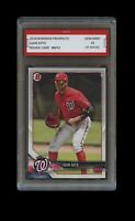 JUAN SOTO 2018 BOWMAN PROSPECTS Topps #BP52 1ST GRADED 10 ROOKIE CARD NATIONALS