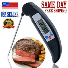 Thermometer Digital Professional Fast Read Food Liquids Cold Meat BBQ Grilling