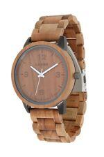 LAiMER Holz - Armbanduhr EDDI