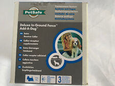 New Petsafe Deluxe in-ground Fence pig20–11041