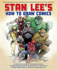 Stan Lee's How to Draw Comics, Inc., with Dynamic Forces, Stan Lee, Very Good Bo