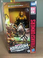 Transformers War For Cybertron Kingdom Blackarachnia
