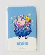 Amiibo NFC Karte Animal Crossing Etoile | Sanrio