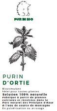 Purin Ortie 5L Pur in Bio, concentré, stimulant, fertilisant, anti-fongique