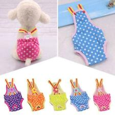 Pet Small Dog Physiological Sanitary Pants Female Puppy Short Diaper Pet Panties