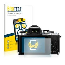 2x BROTECT Screen Protector for Olympus OM-D E-M10 Protection Film