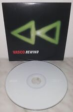 CD VASCO ROSSI - REWIND (RADIO EDIT - LIVE) - SINGLE