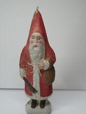 Christbaumschmuck Dresdner Pappe Weihnachtsschmuck Weihnachtsmann Santa Claus 18