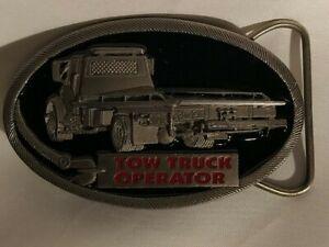Buckle Gürtelschliesse/ Towtruck/ Abschleppwagen /  Buckles of America