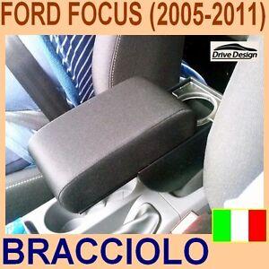 FORD FOCUS 2005-2010 -bracciolo portaoggetti promozione-facciamo tappeti auto @