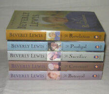Beverly Lewis Abram's Daughters Prodigal,Revelation,Sacrifice,Betrayal,Covenant