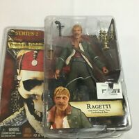 Disney's Pirates of the Caribbean RAGETTI NECA Series 2 Action Figure New