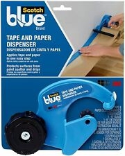 Painters Masking Tape And Paper Dispenser Multi Use Surface Protector