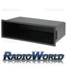 Universal Single DIN Pocket/Tray (Double Din Adapter) Storage Box