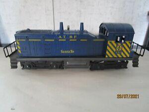 Lionel, 633, Santa Fe NW-2 Switcher