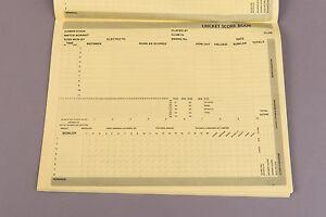 Cricket Dynamics Scorebook