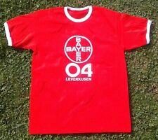 BAYER 04 LEVERKUSEN *NEU* S M L XL XXL Trikot Vintage Shirt Tshirt Retro