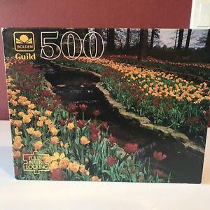 Golden Guild  Hodges Gardens Puzzle 500 pc Sealed