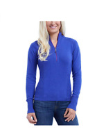 Eddie Bauer Ladies' Half Zip Pullover SZ XXL NEW