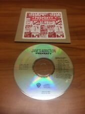 Jane's Addiction ‎– Preparty PROMO CD Perry Farrell Porno For Pyros