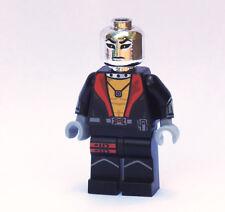 Custom - Destro - Gi Joe Cobra minifigures lego bricks gijoe g i joe