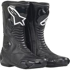 Alpinestars S-MX 5 botas de motocicleta tamaño 44 *** ahora £ 125.00 ***