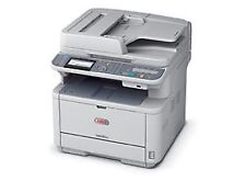 OKI MB451DNW All-In-One Laser Printer