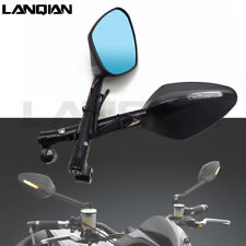 Universal Motorcycle Rearview Side Rear View Mirror For YAMAHA FZ-07 FZ1 FZ6 FZ8