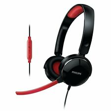 Philips SHG7210 PC gaming Headset Extra Bass Headphones w/Mic and Volume Control