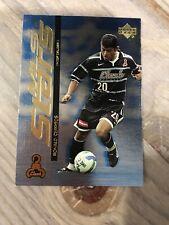 1999 Upper Deck MLS Stars #M22 - Ronald Cerritos, San Jose Clash