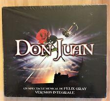 NEW Don Juan CD Set Version Integrale Complete Soundtrack Felix Gray FREE SHIP