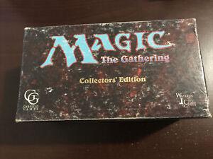 Collectors' Edition Box MTG, Magic the Gathering Rare 1993 CE Set