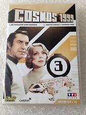 COSMOS 1999 DVD la série saison1 épisodes 9 10 11 12 martin landau et B Bain