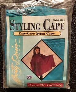 Vintage Betty Dain Hairstyling Cape