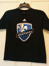 Montreal Impact Adidas Youth Small Tshirt