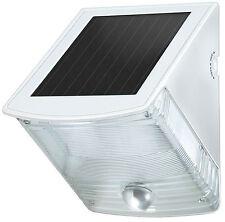 Brennenstuhl Solar LED-Wandleuchte SOL 04 plus IP44 mit Infrarot-Bewegungsmelder