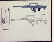 """G.I. Gi Joe Sub-Zero Lot - Model Cel """"Photo"""" 80-90's Cartoon 1990 Dic Animation"""